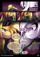 The Cursed Chronicles- Page 28 by Keitronic