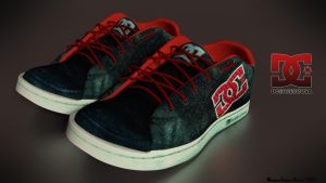 DC Shoes by Noval-Vengeance