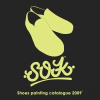Painting Shoes Catalog 2k9 by Idrskmaptra