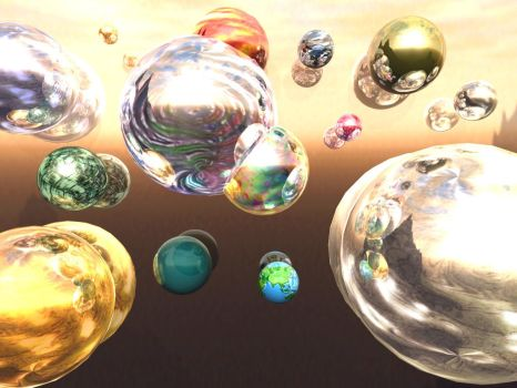 Spherical Realms by everyone