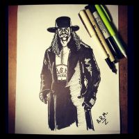 The Undertaker by ARM-Comics