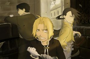FMA: We have our reasons.. 2 by mark331