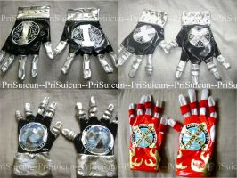 Vongola Gloves by PriSuicun