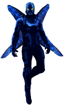 Live Action Blue Beetle png  by Stark3879