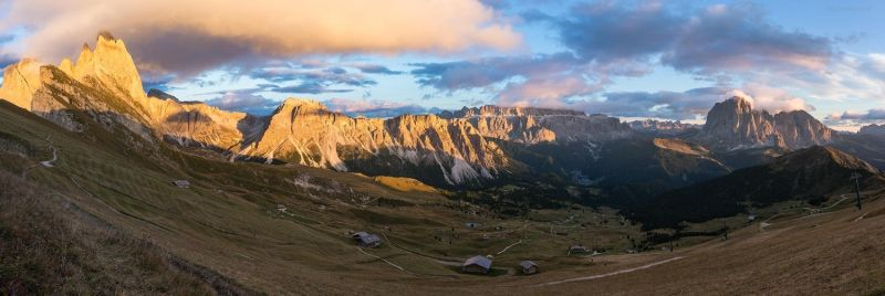 An evening in the Dolomites... by acoresjo88