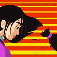 Don't Lose Courage, Mulan by Bonez1925