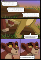 Mark of a Prisoner Page 1 by KoLioness