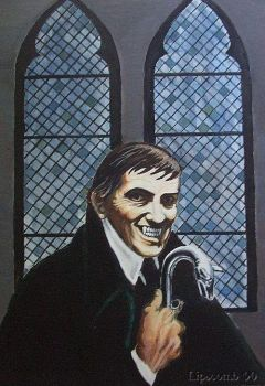 Barnabas Collins by TheDaveL