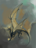 Dragon by theinquisitor201