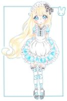 Alice by Purin-pyon