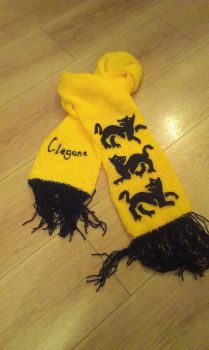 Clegane Scarf by themagpiesnest