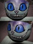 cheshire cat bowl by phantasmicandra