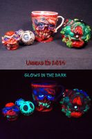 Latest batch 12-19-2014 by Undead-Art