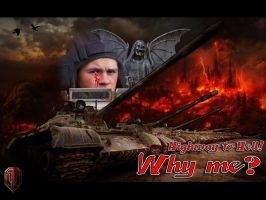 Tankist Nightmare by pxk21