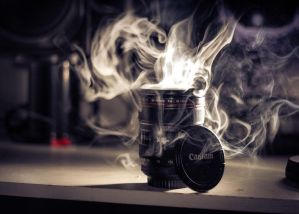 Smoking lens by Ikilaama