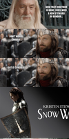 Bad Joke Aragorn 7 by yourparodies
