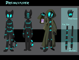 [DL] Dreamcatcher Ref (Commission) by SmilehKitteh