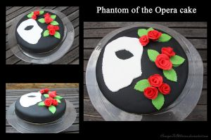 Phantom Cake by ConsignToOblivion