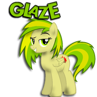 Glaze Namebox by Kingmush360