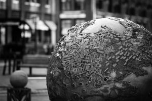 The Earth Sphere by rashadbaniabbasi