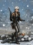 Winter the Visitor by SirTiefling