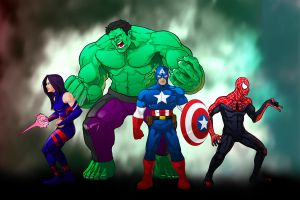 Assemble by xashe