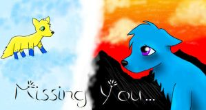 Missing you... by Amphithere