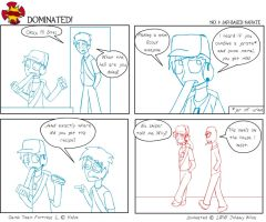 Dominated Page 1 by johnnywhoa