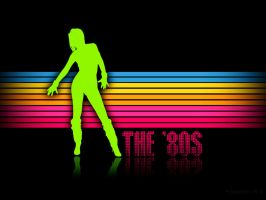 The '80s by Benji3O3