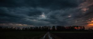 After the thunder by HendrikMandla