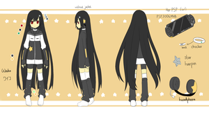 Waiko Full Concept Art by Ani-MAL