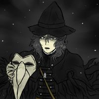 Bloodborne- Eileen the Crow by IchibanGravity