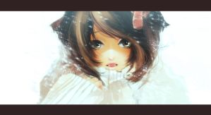 ::snow kitty::+:: by rinki