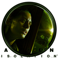 Alien Isolation Dock Icon by OutlawNinja