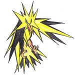 Zapdos CPS by Astricon