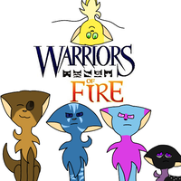 Warriors of Fire by maddy323