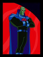 Justice Lords - J'onn J'onzz by NorseHunter