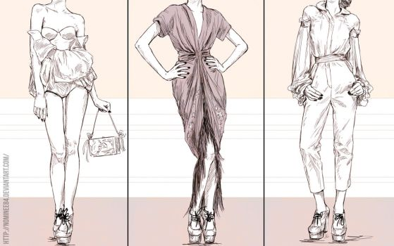 Study: Fashion 3 by nominee84