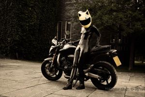 Celty III by Blasteh