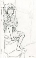 Sketch Kvothe__young by MartAiConan