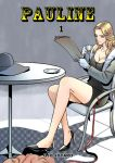 Pauline comic- femdom by qjojotaro