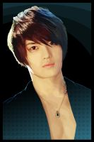Hero Jaejoong Vector by Viacia