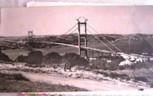 bosphorus bridge under construction by impalabee