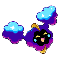 Cosmog - Pokemon Sun and Moon by balitix