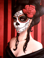 La Muerta by Lestacy
