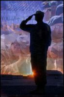 Final Salute by Chrippy
