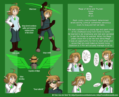 Mages of Element - Piln Reference by Genolover