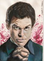 Dexter Morgan by emylee