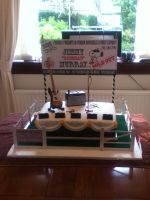 Rock Stage Cake by chefkemp
