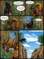 Hunters and Hunted Ch 4 Pg 11 by Saronicle